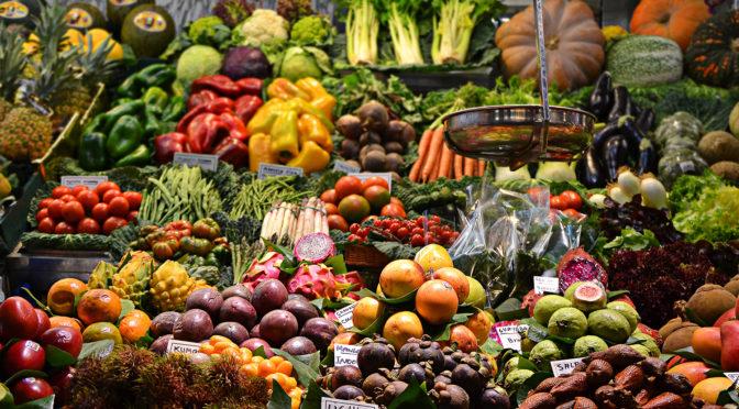 Rendez-vous au marché de Nyon!